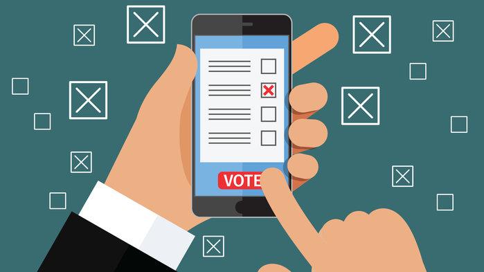 Moskova'da Blockchain ile oylama sistemi pilot kullanıma açıldı