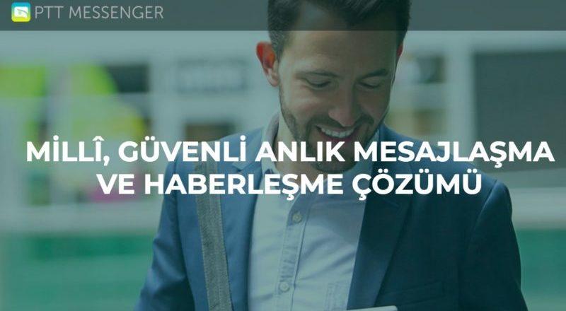 PttMessenger: PTT'den milli mesajlaşma uygulaması!
