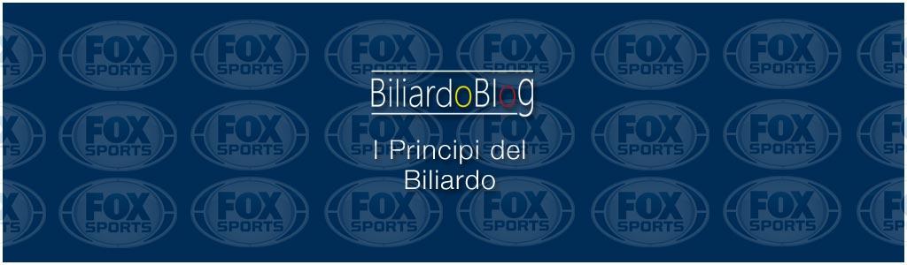 Il Biliardo su Fox Sport