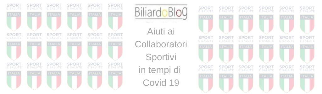 Aiuti per Collaboratori Sportivi