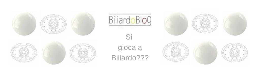 Si può giocare a Biliardo?