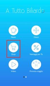 Risparmiare su acquisto accessori da Biliardo: App 4