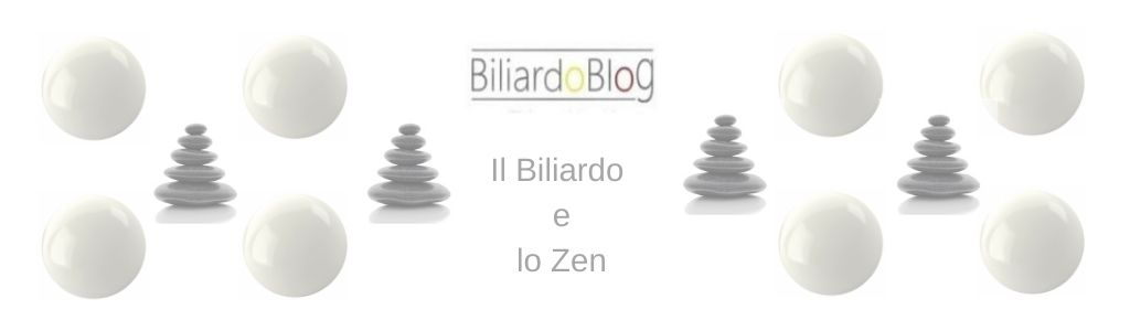 Il Biliardo e lo Zen.