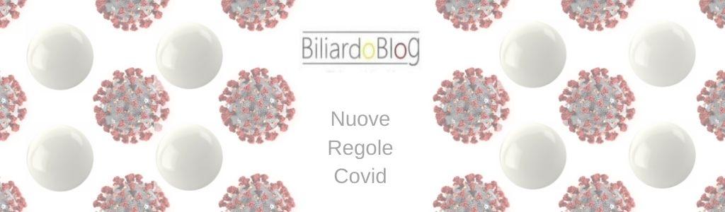 Cosa cambia nel Biliardo con il Nuovo Decreto Covid
