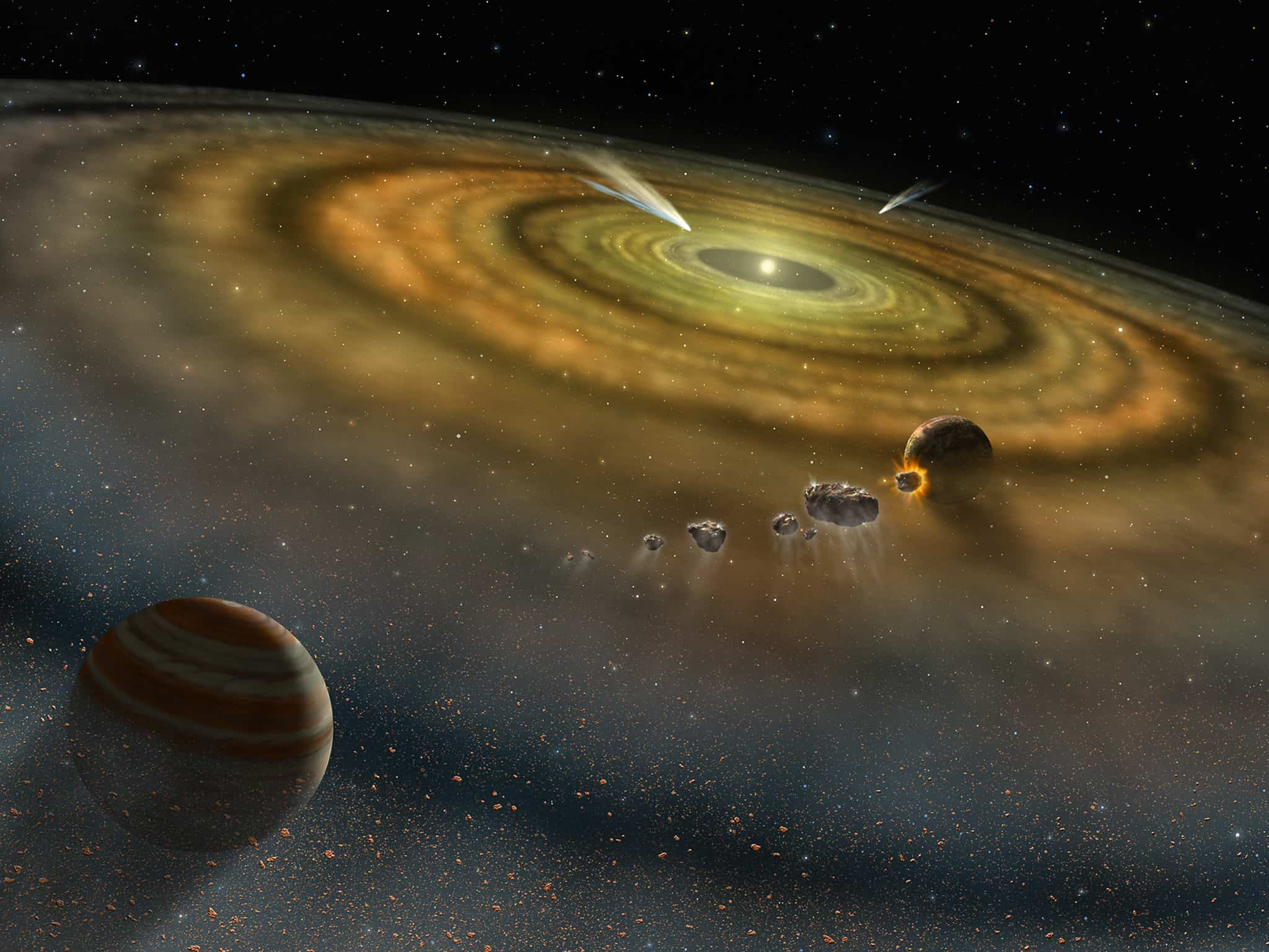 Rüyada mars gezegenini görmek ne anlama gelir
