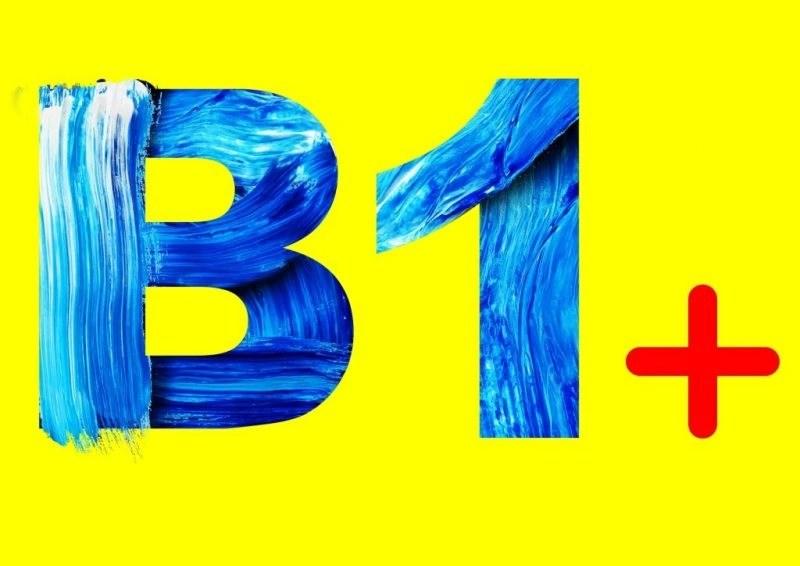 B1 plus
