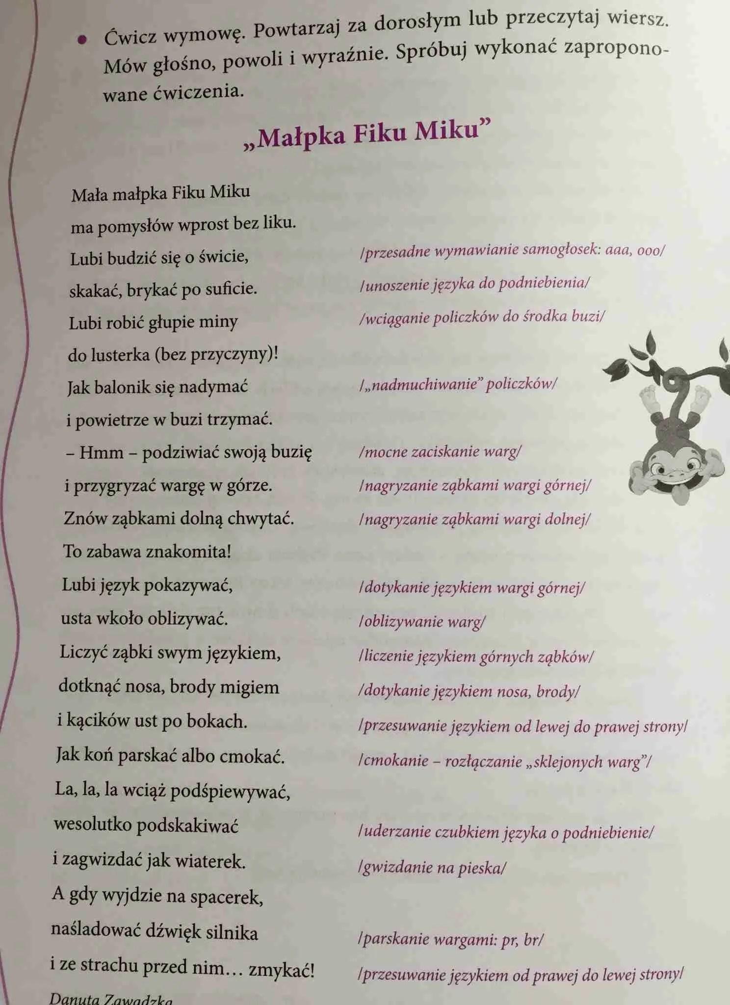 Wymowa Polskich G Osek U Dzieci Dwuj Zycznych