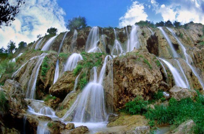 Erzincan-Girvelik-selalesi