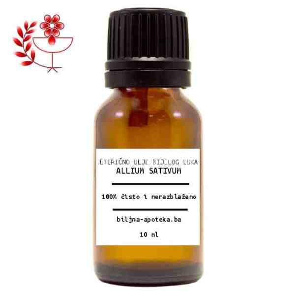Allium sativum eterično ulje