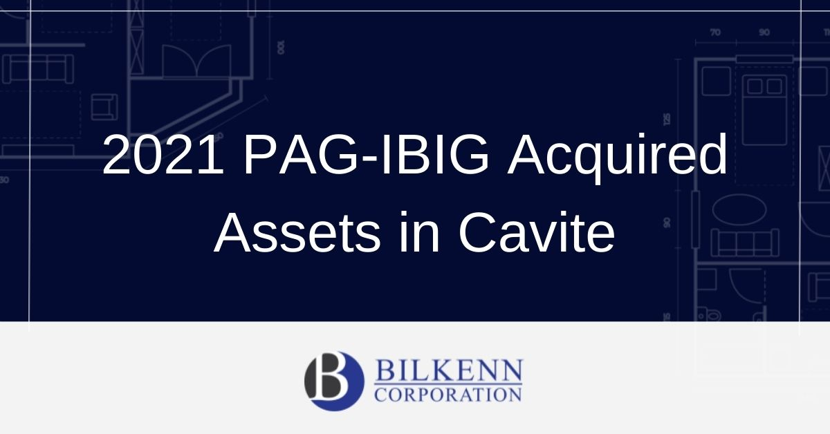 PAGIBIG Acquired Assets Cavite