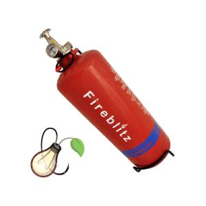 Fireblitz Automatic Fire Extinguisher Dry Powder