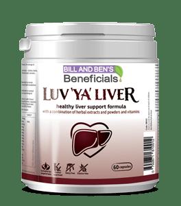 Luv 'ya' Liver
