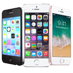 iPhone Repair Ottawa, iPhone 4, iPhone 4S, iPhone 5, iPhone 5S, iPhone 6, iPhone 6S, iPhone 7, iPhone8, iPhone X, iPhone Scren Repair, iPhone Screen Replacement, iPhone Battery, Bill & Dave Computer Repair (613)317-1200 www.billanddave.ca