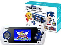 At Games Sega Ultimate Portable Game Player 2017