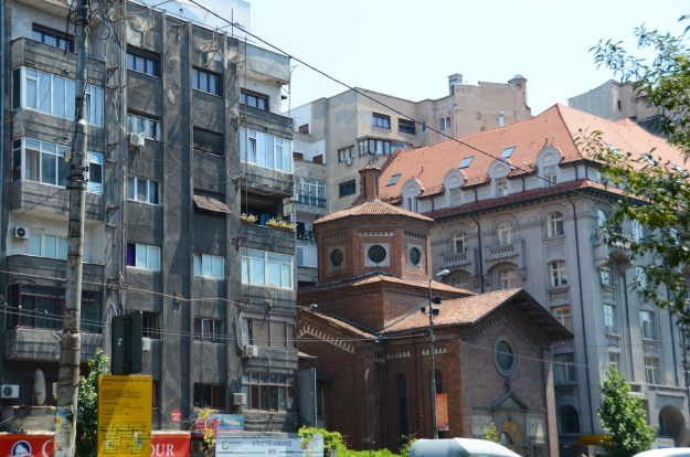 L'viv - old and new construction