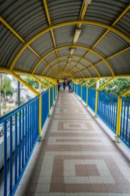 Batam Indonesia Mall Bridge