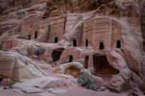 caves-petra-jordan
