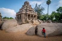 unesco-rock-climbing-mahabalipuram-tamil-nadu-india