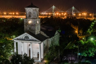 Second Presbyterian Church and Ravenel