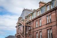 Abandoned Ayr Hotel