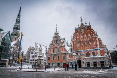 The Blackhead in Riga