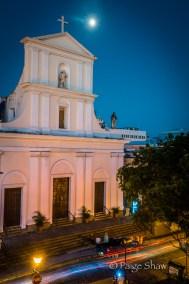 cathedral-san-juan-bautista-puerto-rico-night-photography