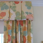 Window Treatments 101 Box Pleated Valance Mr Barr