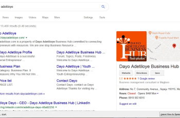 How to Rank Your Business Name on Google-1