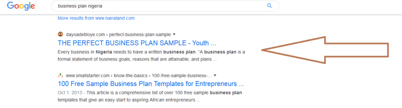 business-plan-nigeria-google-search
