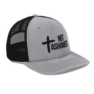 Not Ashamed Trucker Hat