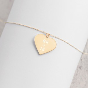 engraved-silver-heart-chain-necklace-24k-gold-coating
