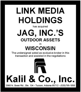 Jag Inc Wisconsin and Link Media