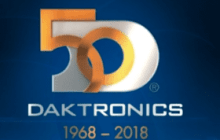 Daktronics 50th Anniversary