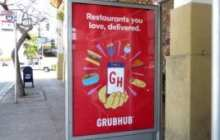 QSR Billboards Entice Hungry Commuters & Backseat Drivers