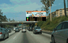 California Flirts With Ads on the Highway