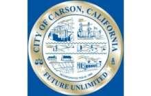 Carson city seal (Courtesy city of Carson)