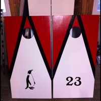 Cornhole Boards 3.0 - The Finish