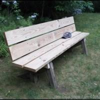 Garden Bench 2.0