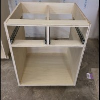Garage Work Shop Storage – Custom Base Cabinets