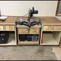 Garage Work Shop Storage – Drawers