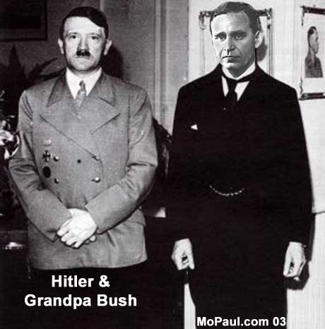 Adolph Could Not Have Done it Without Him