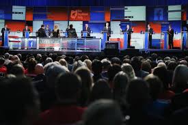 US Televised Presidential Primary Debates 2015