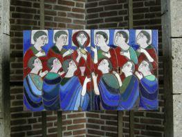 St. Marien Tabernakel