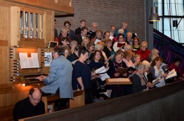 Chor von St. Barbara