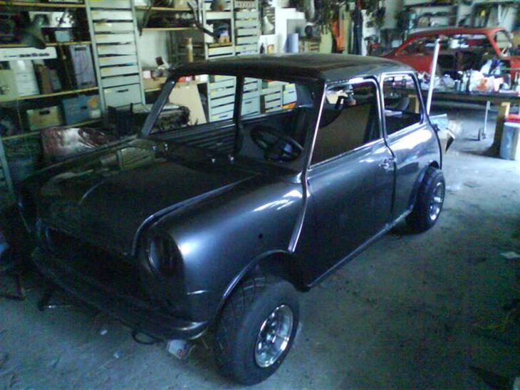 Mini Cooper 1380 TIL SALG 1969