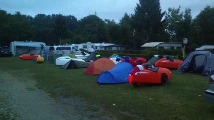 Camping morgen efter efter Ardennerne (1)