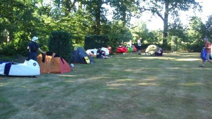 Første camping i Holland (1)