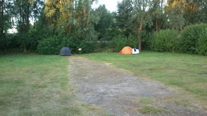 Morgenstilhed kl 5.30 på camping i Leer (1)