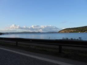 SBS 2013 På vej langs fjorden fra Horten