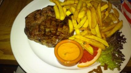 Velfortjent Steak